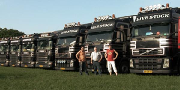 Foto historie trucks